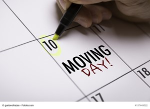 What to Do If It Rains on Moving Day