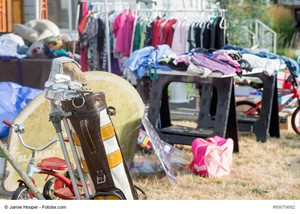 Essential Items to Sell During a Yard Sale
