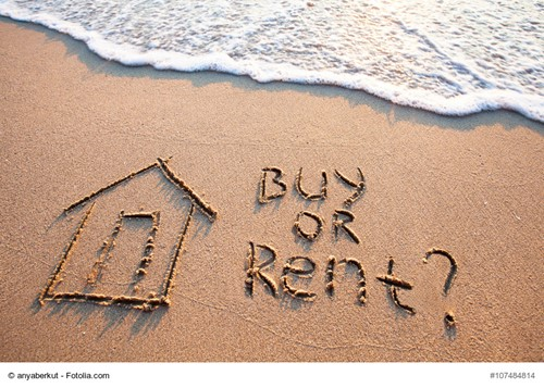 How to Know When It's Better to Rent or Buy a Home