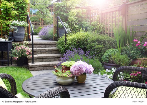 How to Turn Your Small Backyard into a Selling Point