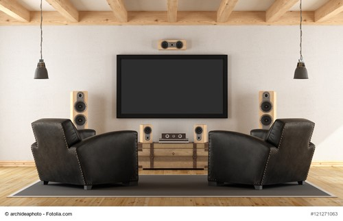 Setting Up Your Home Theater