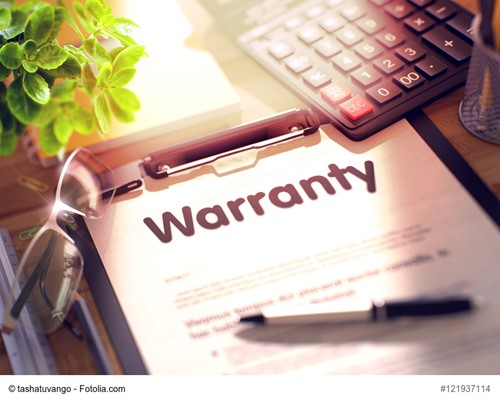Household Items May Have Warranties You Don't Know About