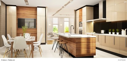 How To Make Your Kitchen Trendy