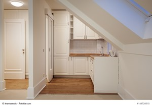 How To Use Your Space In A Small Kitchen