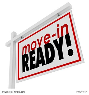 What Makes A Home Move-In Ready?