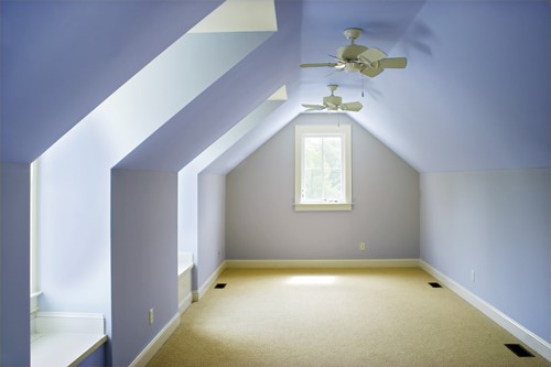 Create A Unique Home By Rennovating The Attic