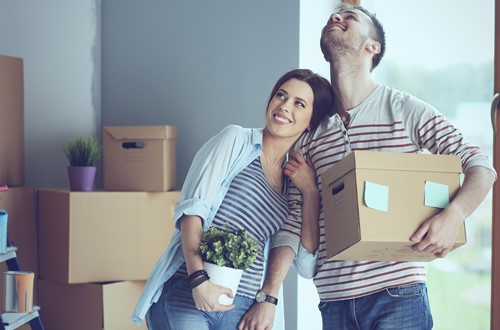 First time buyers - add these tasks to your move in day to-do list