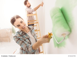 Cleaning and Painting Are Priorities for Home Sellers