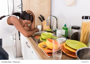 Household Clutter Linked to Stress