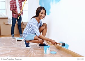 A Fresh Coat of Paint Can Transform Your Home