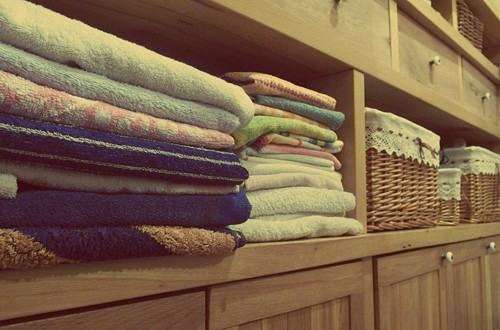 Three Tips for Creating a Laundry Oasis