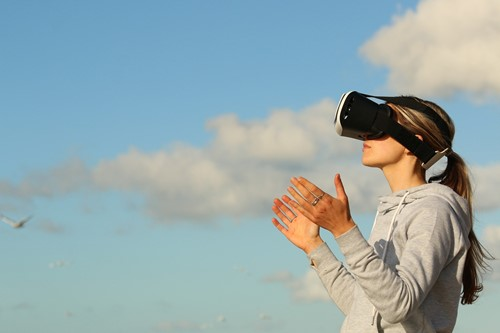 Virtual Reality as a Home Selling Tool
