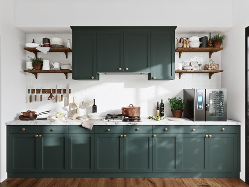 Kitchen Cabinets: New Face or Completely Replace?