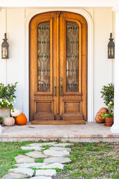 Curb Appeal for your Front Entryway