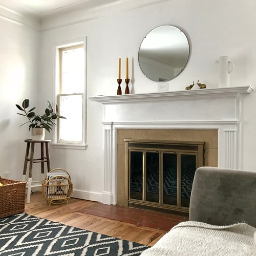 How to Rekindle Your Old Fireplace