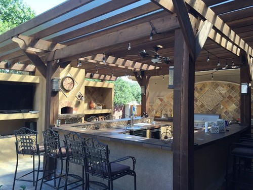 Outdoor Kitchen Trends for 2020