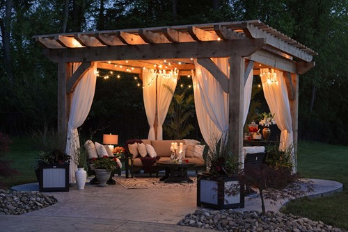 Luxurious Outdoor Living Ideas