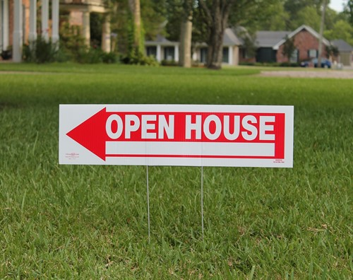 Buyer Tips: Open House Etiquette