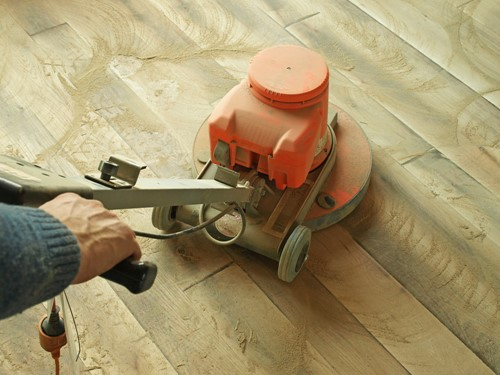 Bring a Wooden Floor Back to Life