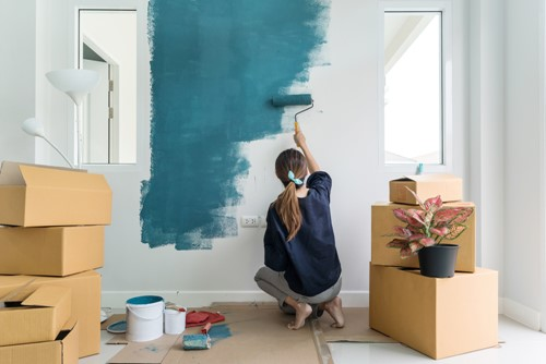 5 Tips for Easier House Painting
