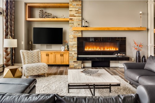 Selecting a Fireplace