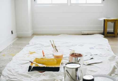Tackling DIY Projects Around Your Home