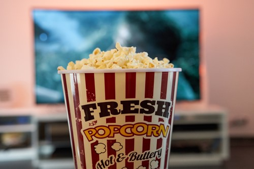 How to Get Theater-Style Concessions at Home