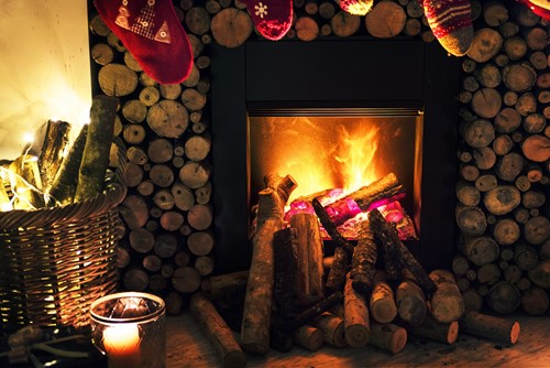 Winter: Easy Ways to Clean Your Fireplace