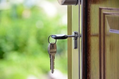 5 Ways to Improve your Home's Security