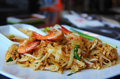 Speedy Holiday Pad Thai