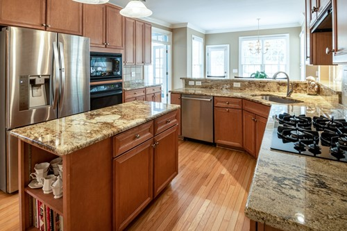 The Most Common Types of Kitchen Island