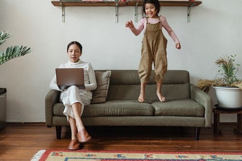 Working From Home: Making a Successful Home Office