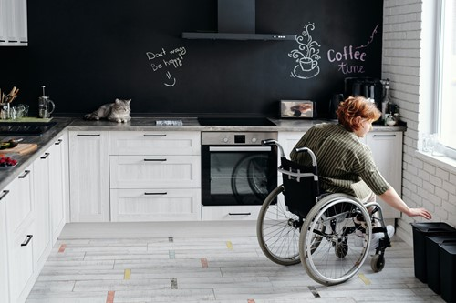 How to Design a Kitchen with Increased Accessibility
