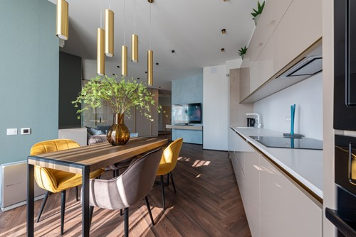 Maximizing Your Galley Kitchen