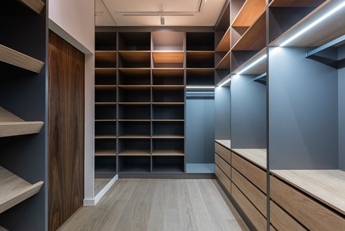 5 Things You Need In Your Walk-In Closet