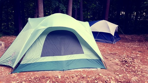 Health & Safety Tips for Backyard Camping