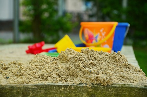 Outdoor Fun: Build Your Own Sandbox in the Shade
