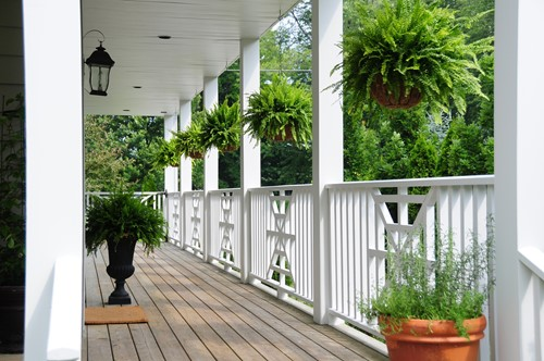 Beautiful Railings Play a Major Role in Your Home's Curb Appeal