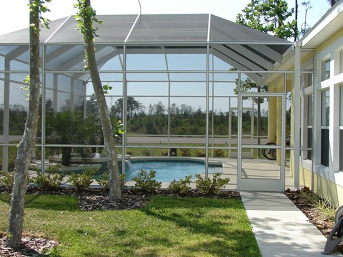 Backyard: Tips for Building a Screened-In Porch
