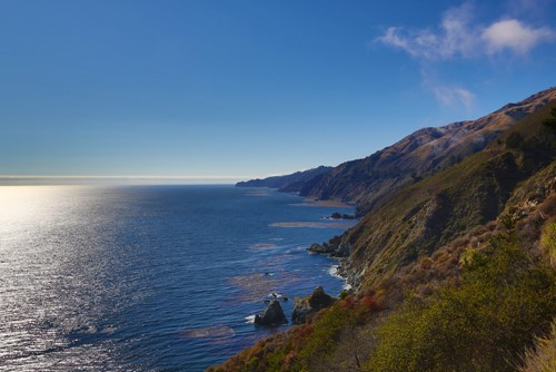 Coastal California Campsites