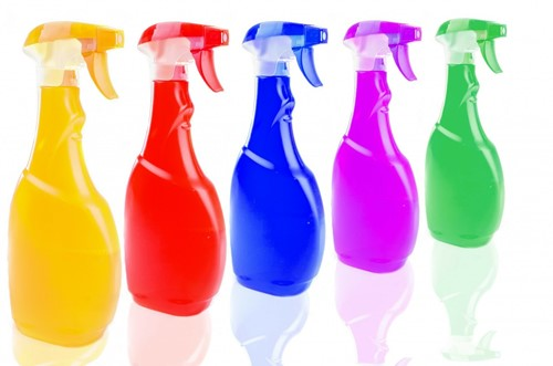 How to Make Common Home Cleaners