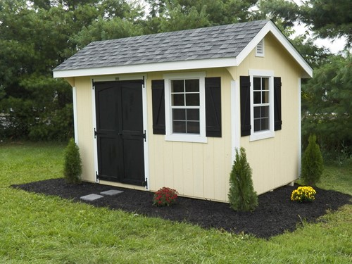 Thinking About Storage Sheds? Check Out These DIY Ideas