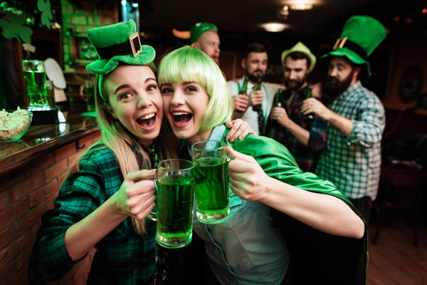 Ready to Pub Crawl on St. Patrick's Day?