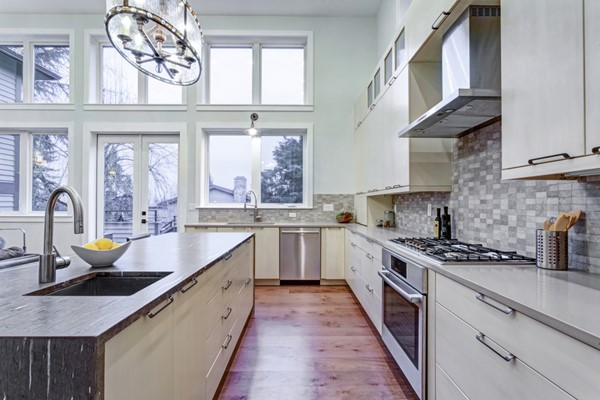 High-End Kitchen Countertops Options