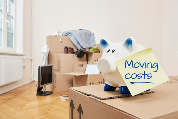Hidden Moving Cost
