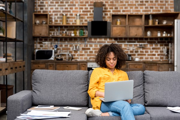 How you can be Productive While Working From Home