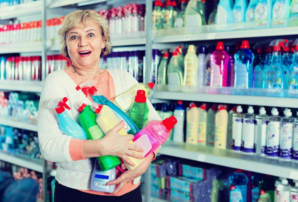 Are Your Cleaning Products Making you Sick?