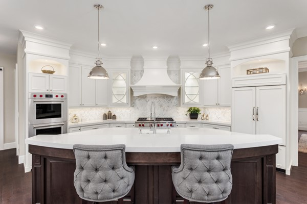 Luxury Feature Ideas for Your Kitchen