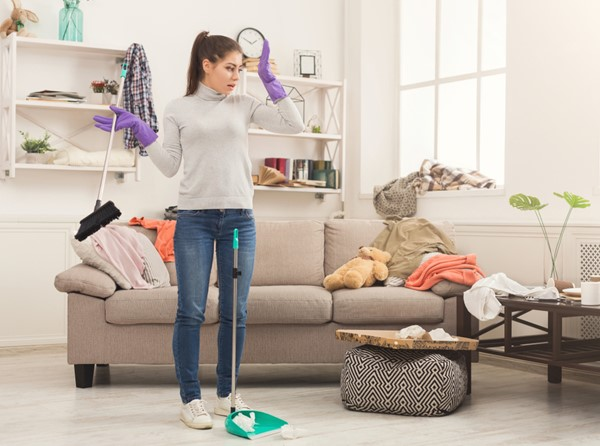 5 No-Brainer Clutter Busters