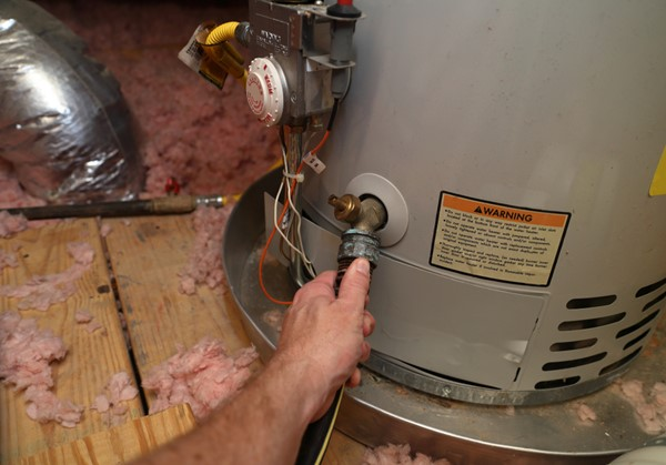 Cleaning out Water Heater Sediment